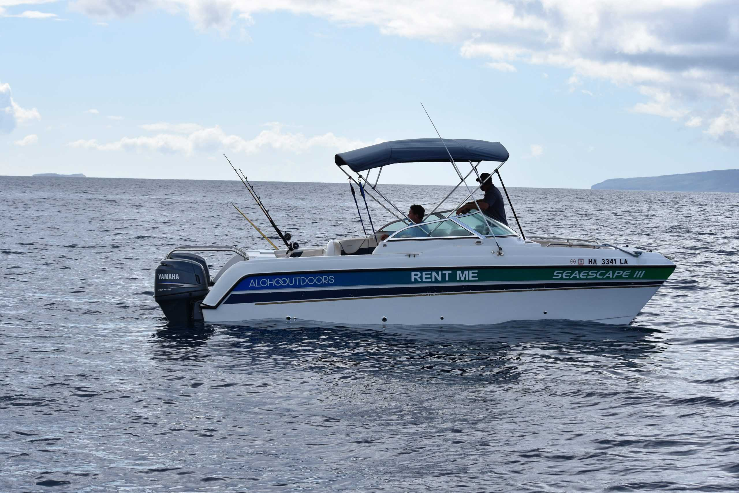 Maui Boating