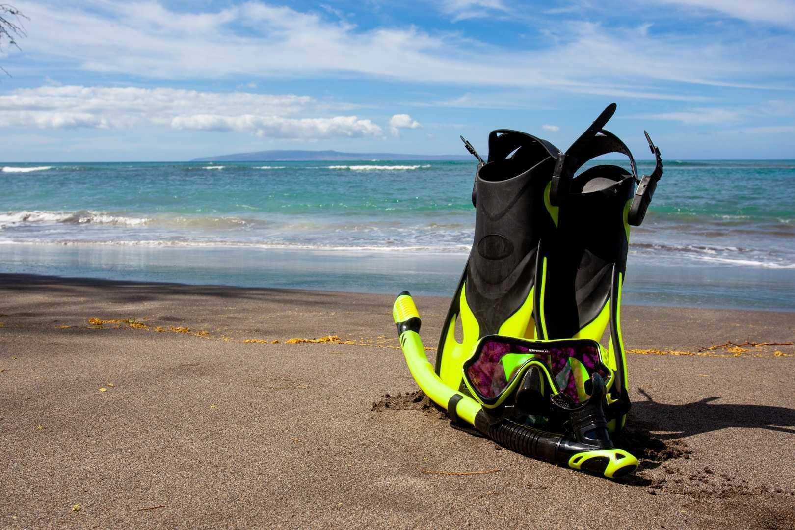 Snorkel Sets Booking Snorkel Gear Rentals